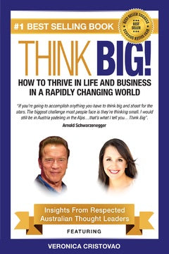 THINK BIG! BOOK Featuring Veronica Cristovao (Diamond Kidz Founder)