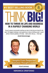 THINK BIG! BOOK Featuring Veronica Cristovao
