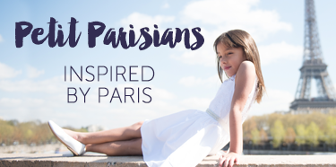 Petit Parisians - Inspired by Paris