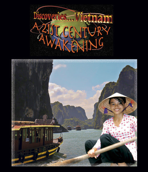 Discoveries Vietnam, A 21st Century Awakening (Blu-ray) reveals Vietnam's transformation from economic mess to world stage competitors.