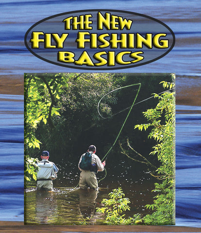 The New Fly Fishing Basics (Blu-ray)