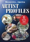 Artist Profiles 6 DVD set