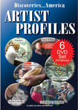 Discoveriesoveries America Special Edition: Artist Profiles 6 DVD Condensed Version