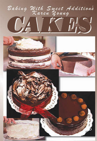 Baking with Sweet Addition's Karen Young teaches you to make a couple different kinds of cake and ganache.