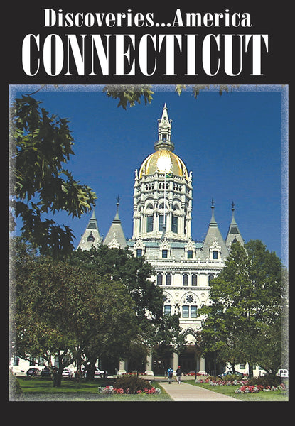 Home to some iconic buildings, Discoveries America Connecticut takes you through beautiful countryside.