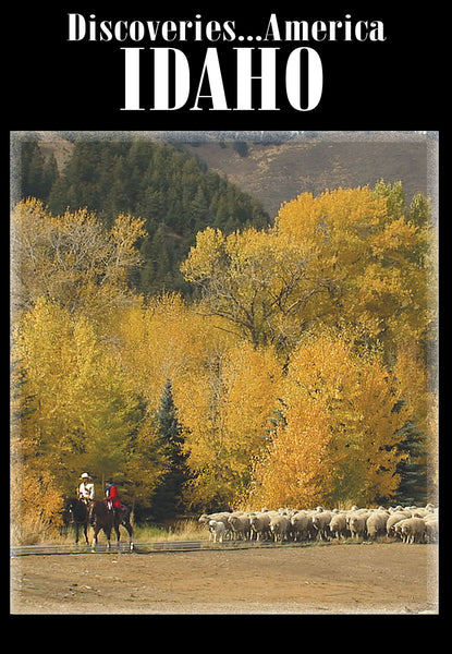 Discoveries America Idaho presents Idaho and a brief history on its culture and history.