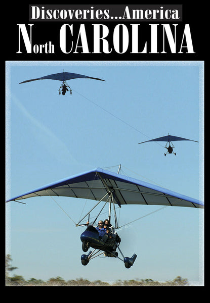 Discoveries America North Carolina shows you how airplanes got their start as well as some other flight activities.