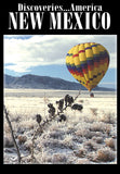 Discoveries America New Mexico shows you hundreds of outdoor activities including hiking and camping, stargazing, breathtaking landscapes, and more.