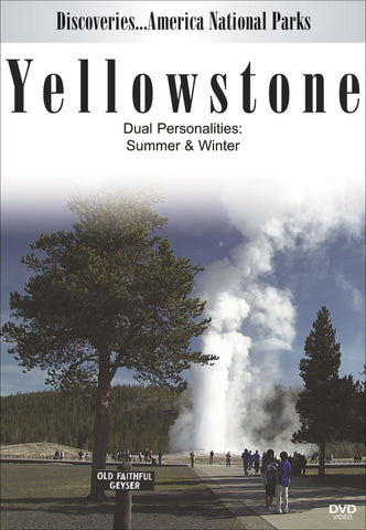 YELLOWSTONE, Dual Personalities in Spring & Winter is beautiful year round and is home to some incredible animals.