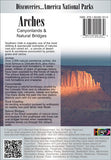 Arches, Canyonlands & Natural Bridges back cover