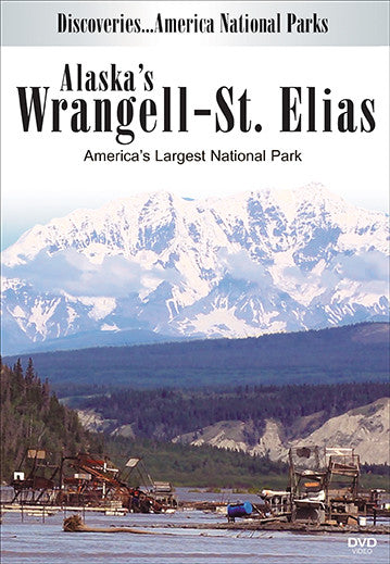 Discoveries America Alaska's Wrangell St. Elias takes you inside a national park home to the biggest glaciers, large concentration of volcanoes, and last running copper mill.