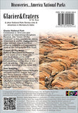 Glacier and Craters back cover