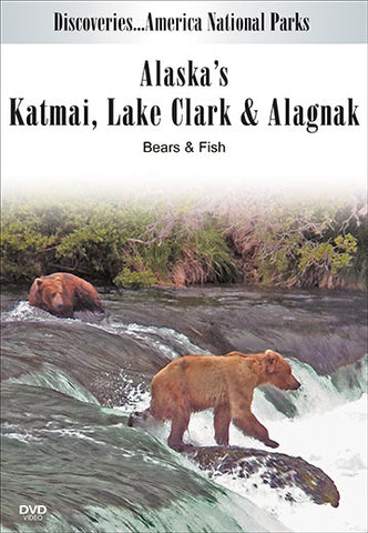 What else does Alaksa have to offer? Find out in Discoveries America National Parks, Alaska's KATMAI, Lake Clark, Alagnak