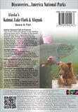 Alaska's Katmai back cover