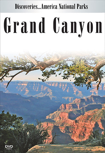Disc. Am. National Parks, GRAND CANYON shows you the hidden wonders of Arizona's Grand Canyon