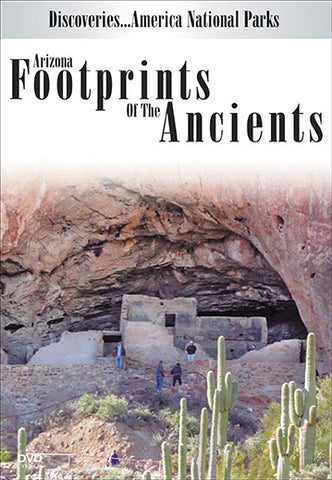 With 9 national monuments, there's no room for boredom in this episode of Discoveries America National Parks, Arizona Footprints of the Ancients.