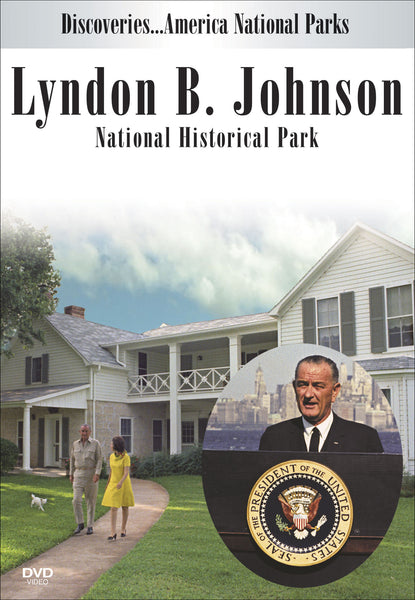 Lyndon B. Johnson front cover