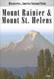 Learn about the volcanic patters of these two volcanoes in Disc. Am. National Parks, MOUNT RAINIER & MOUNT ST. HELENS
