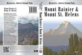 Mount Rainier and Mount Saint Helens cover
