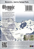 Olympic National Park back cover