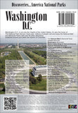 Washington DC back cover