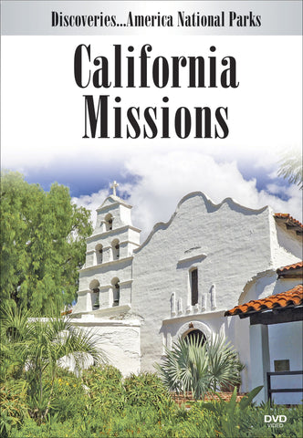 California Missions front cover