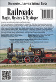 Railroads: Magic, Mystery & Mystique back cover