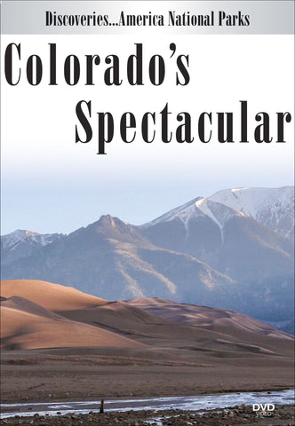 Colorado's Spectacular front cover