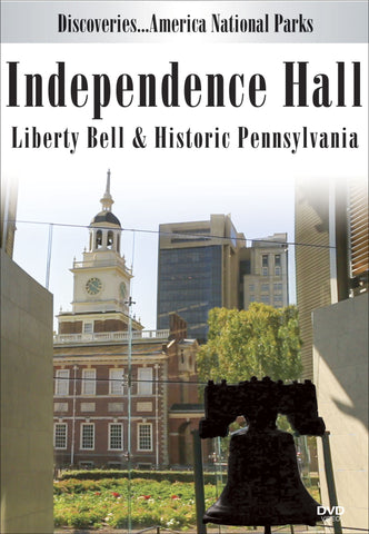 Independence Hall, Liberty Bell and Historic Pennsylvania front cover