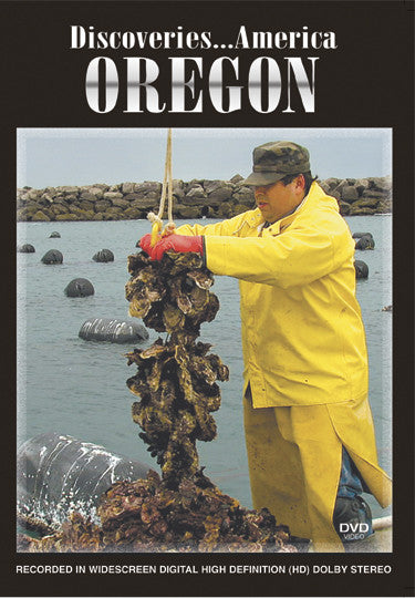 Oregon was a place of hardship for many who made the journey from the east to the west, but off the trail lies great seafood and busy fishing towns in Discoveries America Oregon.
