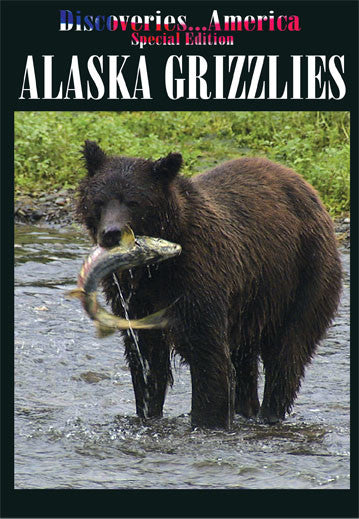 Discoveries America Special Edition Alaska Grizzlies zooms in on these creatures of the wild.