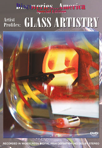 Discoveries America Special Edition Artist Profiles: Glass Artist get an inside scoop on talented artists all over America.
