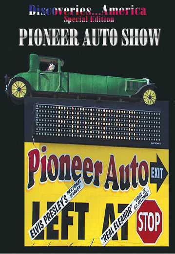 Discoveries America Special Edition Pioneer Auto Show shows off America's love for antique cars at this thrilling event.