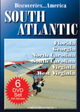 Discoveries America South Atlantic States 6 DVD Collection Condensed Version