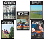 Discoveries America Lower Mid-West States 5 DVD Collection