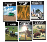 Discoveries America Upper Mid-West States 5 DVD Collection