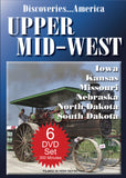 Discoveries America Upper Mid-West States 6 DVD Collection