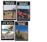 Discoveries America Desert Southwest States 4 DVD Collection