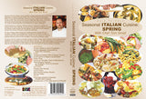 Dare To Cook Seasonal Italian Cuisine, Spring, With Chef Tom Small DVD
