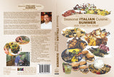 Dare To Cook Seasonal Italian Cuisine, Summer, With Chef Tom Small DVD