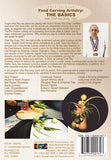Dare To Cook Food Carving Artistry, The Basics With Chef Ray Duey, CEC DVD
