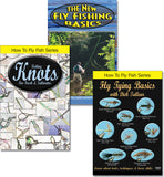 Basics of How To Fly Fish Set (3 programs) offers viewers so many options to learn to tie various kinds of knots.