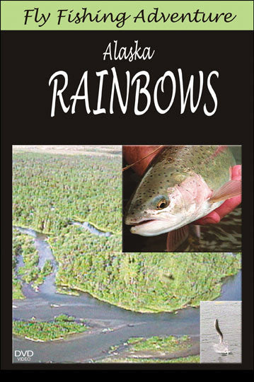 It's more than just light shows.  Come join us for an Alaskan adventure in rainbows and fishing.