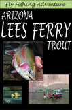 In this fly fishing adventure, see what lies in Arizona's Lee's Ferry's crystal waters in Discoveries America Arizona Lee's Ferry Trout.