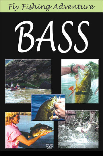 Fly Fishing Adventure, Bass takes you to South America, as well as some areas in North America for catching bass.