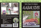 Fly Fishing Adventure, Fish & Bears, Alaska's Alagnak River(Blu-ray)
