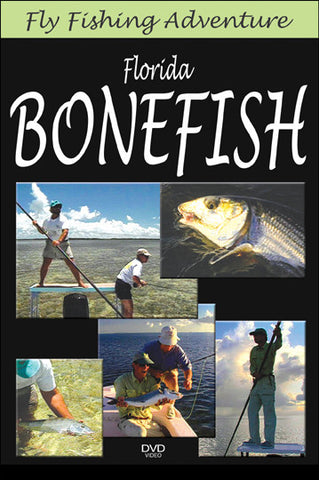 Fly Fishing Adventure, Florida's Bonefish with Jake Jordan show you some of the fish that live in the Florida Keys.  These bonefish are often bigger than 8 pounds- that's the same weight as some bowling balls!