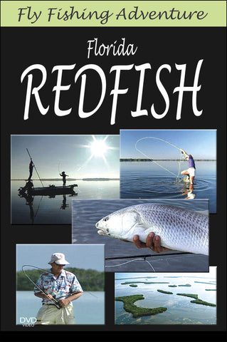 Roy String teaches you about Redfish as well as some expert line casting.