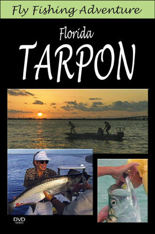Fly Fishing Adventure, Florida Tarpon and the many experts featured on this episode teach you the best knots to use when hoping to catch some huge Tarpons.
