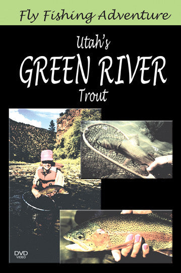 Fly Fishing Adventure, Utah's Green River takes you down stream on the Green River with the largest trout population per mile.